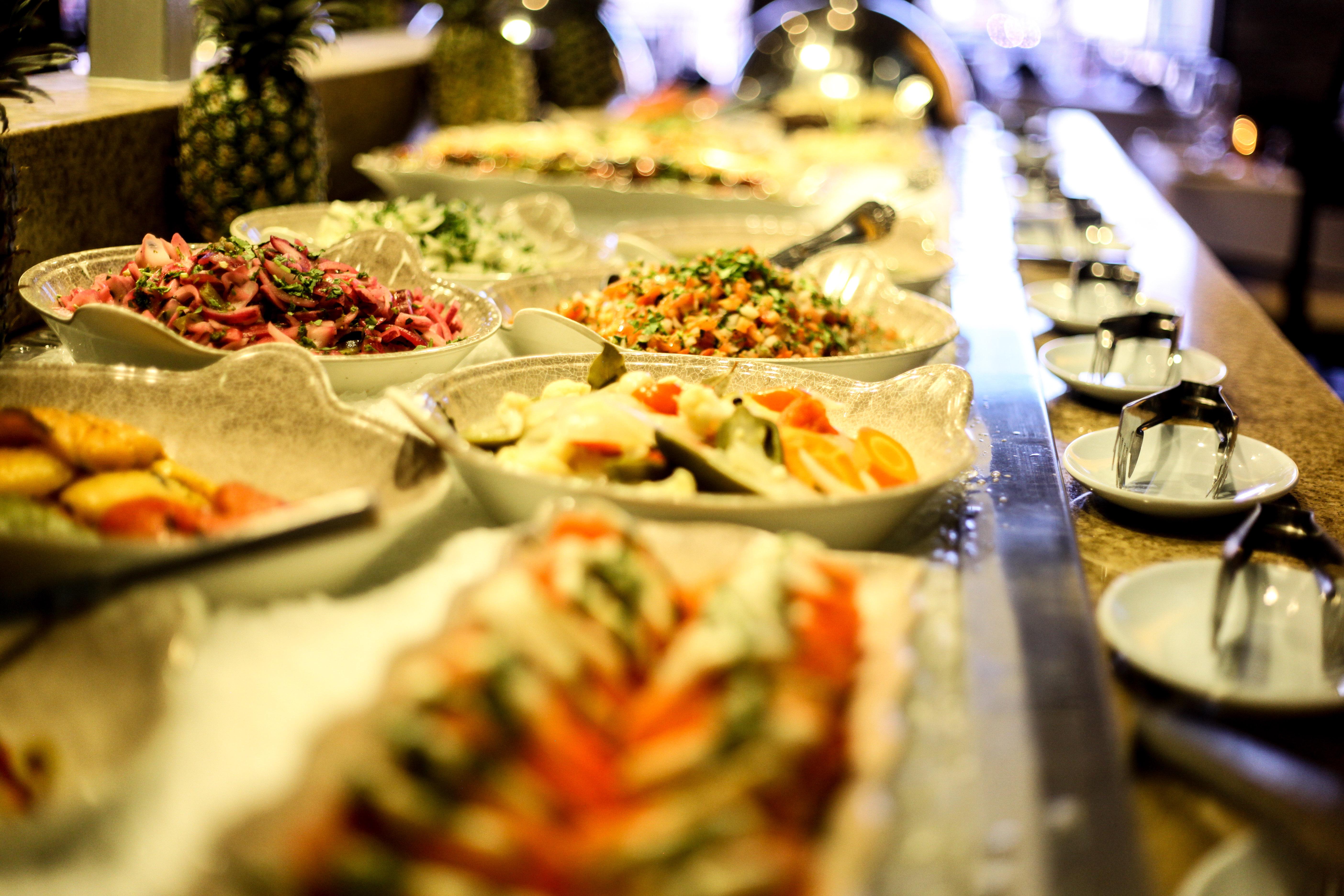 Gourmet Salad Bar M Grill